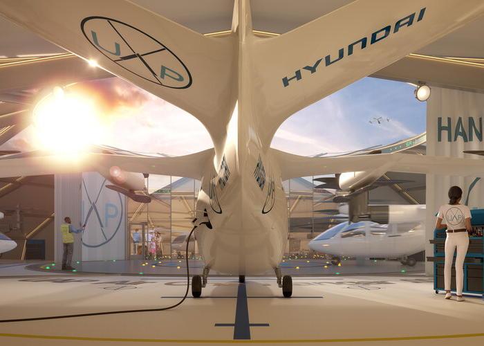 Urban-Air Port Hyundai hangar