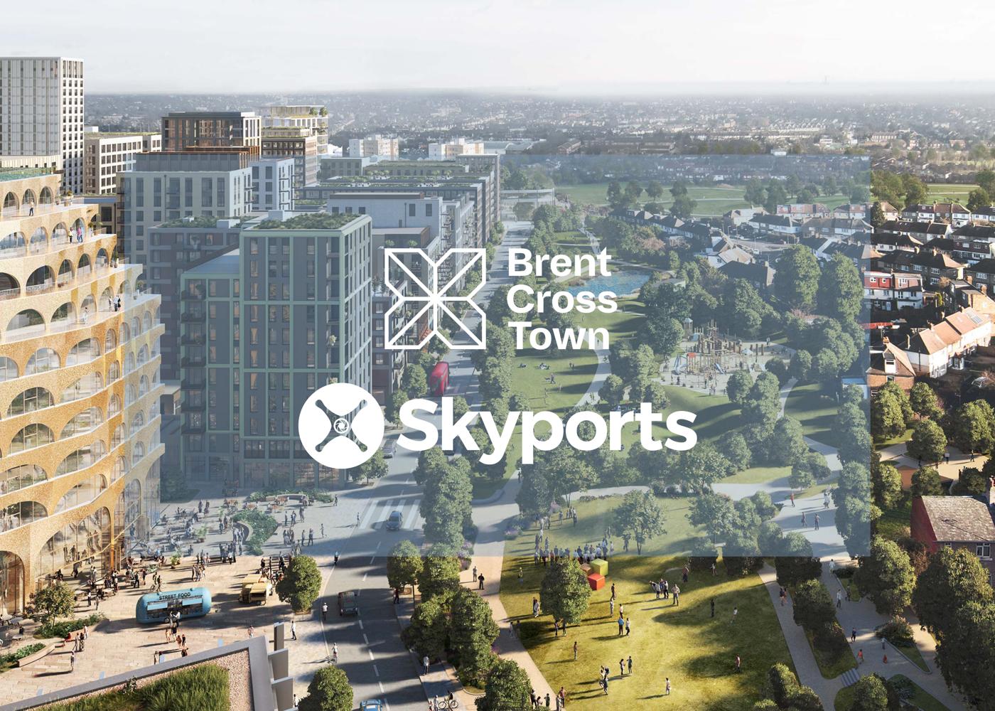 Skyports Brent Cross