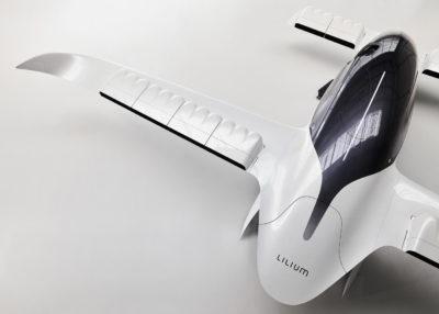 Lilium Jet eVTOL