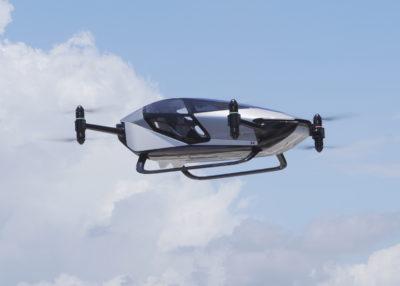 HT Aero XPeng X2 eVTOL