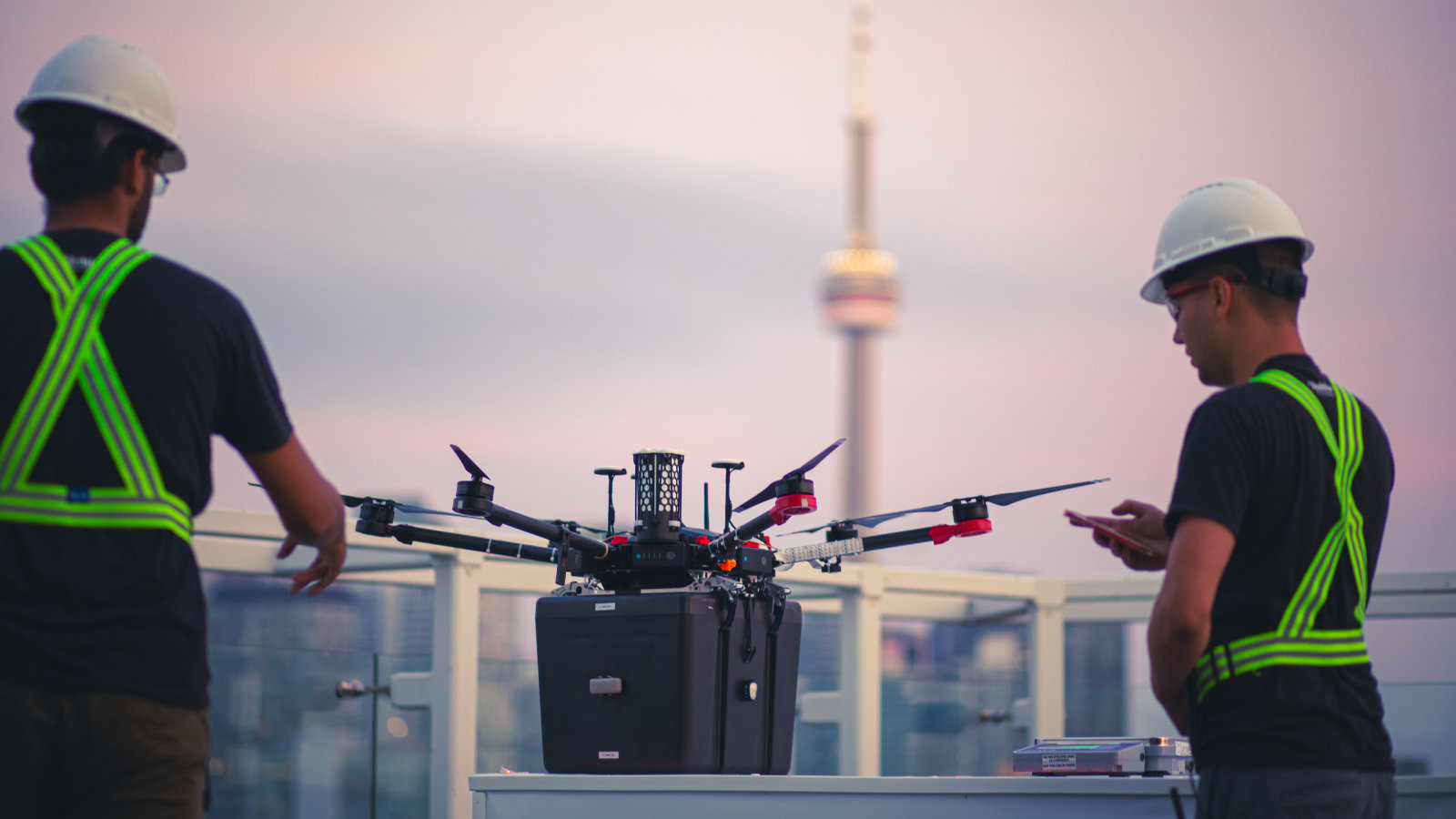 Unither Drone Delivery